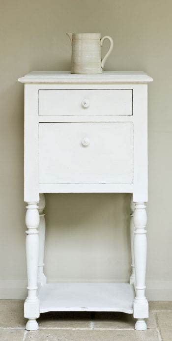 Chalk Paint Annie Sloan Old White