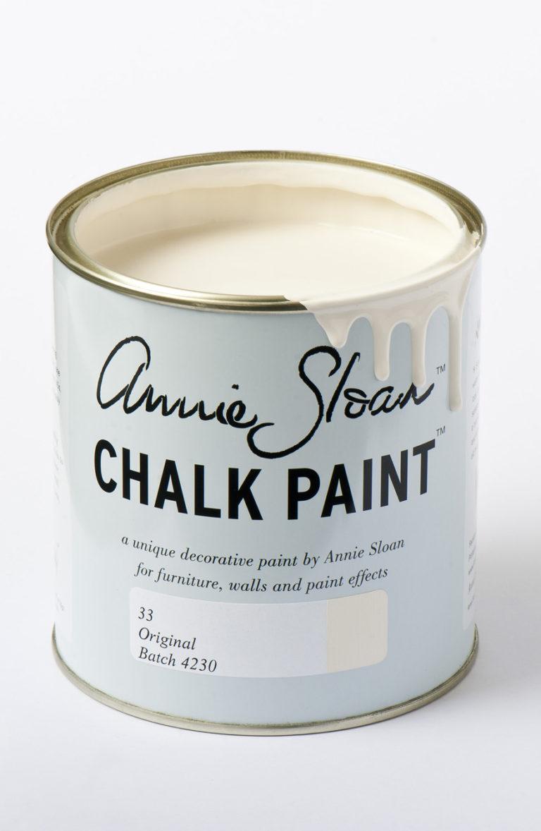 Chalk Paint Annie Sloan Original White